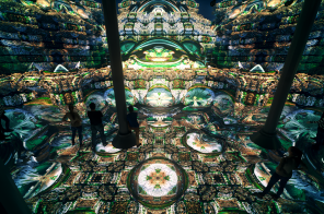 New immersive art installation in Chelsea explores the beauty of mathematics and nature