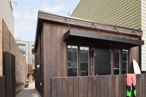 This tiny house in Red Hook feels like a California surf shack for $1.6M