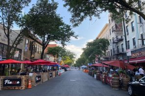 'Piazza di Belmont' returns to the Bronx's Little Italy with outdoor dining on Arthur Avenue