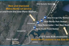 Four new Metro-North stations in the Bronx will open by 2025, cost $1.58B