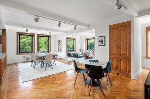 Ben Stiller's childhood home on the Upper West Side is for sale after more than 50 years