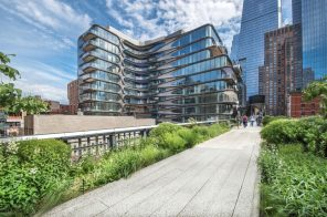 Ariana Grande's former condo at Zaha Hadid's High Line building sells for $12M