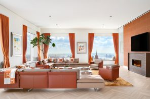 See inside the $169M penthouse at 432 Park Avenue