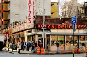 For $2,500, you can get married at Katz's Deli (pastrami platter included)