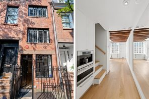 NYC's famous skinny house hits the market for $5M in Greenwich Village