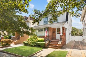 For under $1M, this detached home in Marine Park is a piece of Americana in Brooklyn