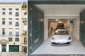 Upper East Side mansion with three-car garage lists for only the second time in 100 years, asking $12M