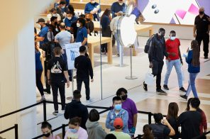 Apple's first store in the Bronx is now open