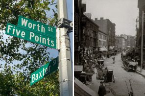 NYC's historic Five Points neighborhood is officially recognized with street co-naming