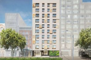 36 mixed-income apartments available in the East Village, from $857/month