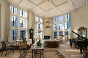 $7.2M Tudor City Penthouse Boasts Amazing Gothic-Style Terraces