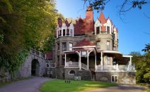 Inventor D.H. Burrell's Little Falls Mansion Will Transport You Back to the Victorian Age
