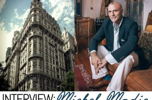 Interview: Ansonia Insider Michel Madie Shares Stories of the Iconic NYC Building