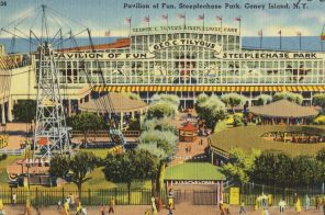 52 years ago, Donald Trump's father demolished Coney Island's beloved Steeplechase Park