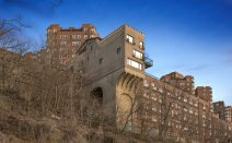 Hudson Heights' Famed Cliffside 'Pumpkin House' Returns for $5.3M