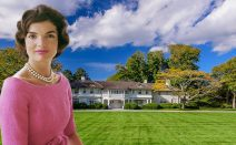 Hamptons estate where Jackie O spent her childhood summers lists for $50M