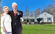 Bill and Hillary Clinton pick up $1.16M Westchester property next to current home