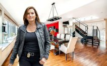 For $14M, own the former Chelsea penthouse of 'Law & Order: SVU' star Mariska Hargitay