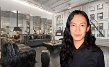 Alexander Wang's swanky-meets-moody Tribeca Loft finds a buyer for $3.5M