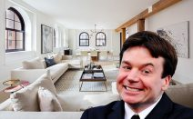 Mike Myers relists Tribeca loft he bought a week ago for $15M