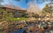 Own Frank Lloyd Wright's horseshoe-shaped 'Tirranna' home in New Canaan, CT for $8M
