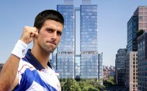 Tennis great Novak Djokovic buys two units in Renzo Piano's 565 Broome SoHo
