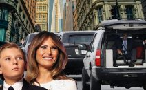 Driving Barron Trump to school won't leave NYC in total traffic chaos