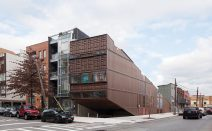 LOT-EK erects a stunning single-family mega-home from 21 shipping containers in Williamsburg