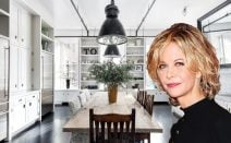 Meg Ryan lists her impossibly chic Soho loft for $10.9 million