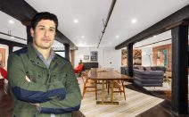 Jason Biggs and Jenny Mollen list uber-stylish Tribeca loft for $3M
