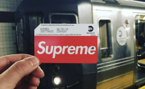Supreme branded Metrocards bring mayhem to NYC subway stations