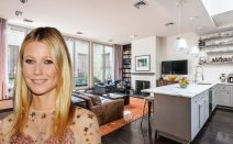 Gwyneth Paltrow's former Tribeca townhouse hits the market for $25M