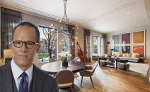 NBC News anchor Lester Holt lists classy Nomad apartment for $6.6M