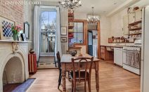 For $1.8M this pint-sized Park Slope townhouse sets the standard for renovated rustic chic