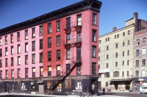 The Urban Lens: Travel back to the gritty Meatpacking District of the '80s and '90s