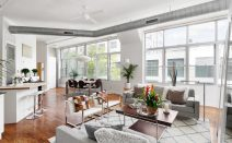 For $1.25M, this Downtown Brooklyn loft may need some layout changes