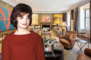 After three years, Jacqueline Kennedy Onassis's childhood home on the UES sells for $25M