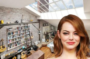 Emma Stone's former Chelsea townhouse gets a price chop and new looks inside